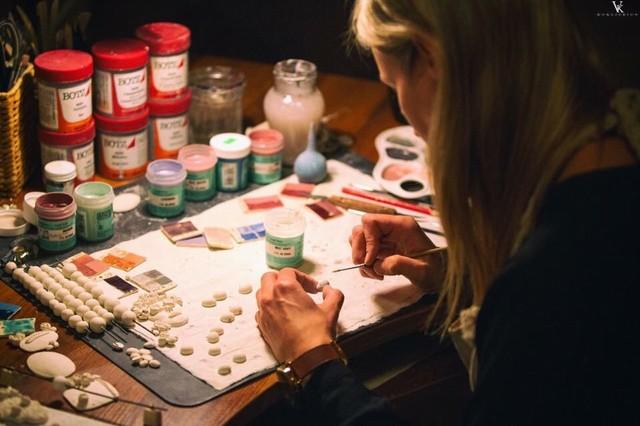 Keramikos užsiėmimai